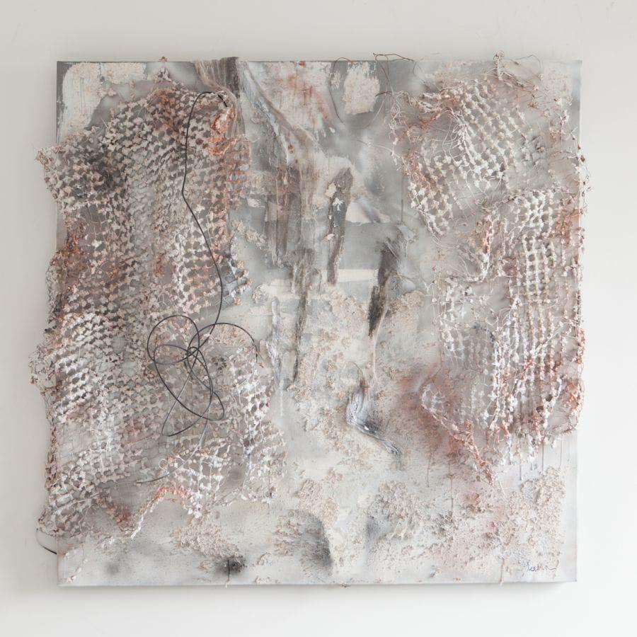 Kunst: destruction van kunstenaar Ketlin van Esschoten