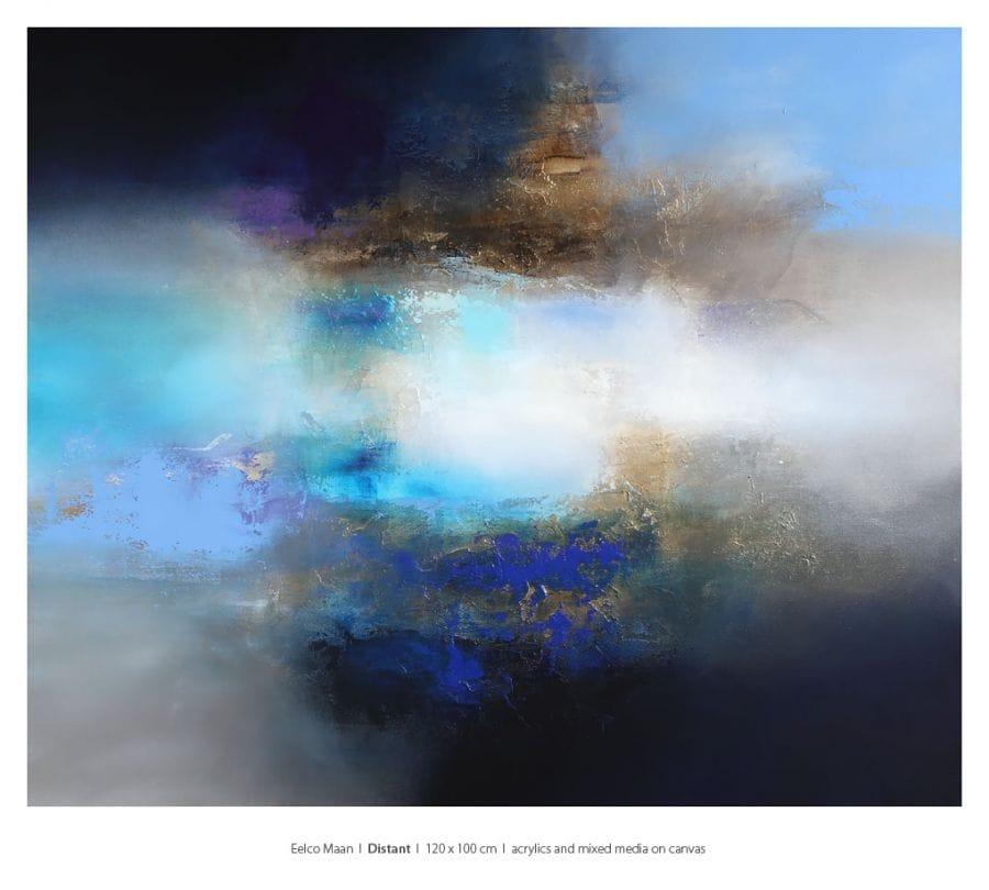 Kunst: Distant van kunstenaar Eelco Maan