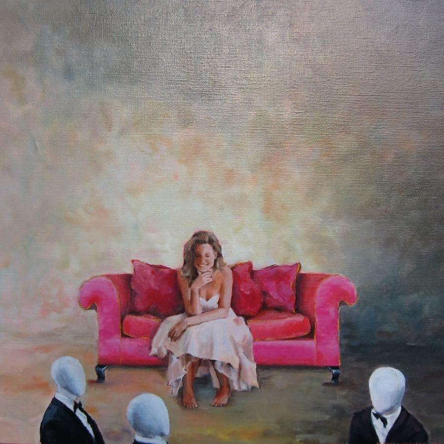 Kunst: Dit slaat nergens op van kunstenaar Miranda Karskens