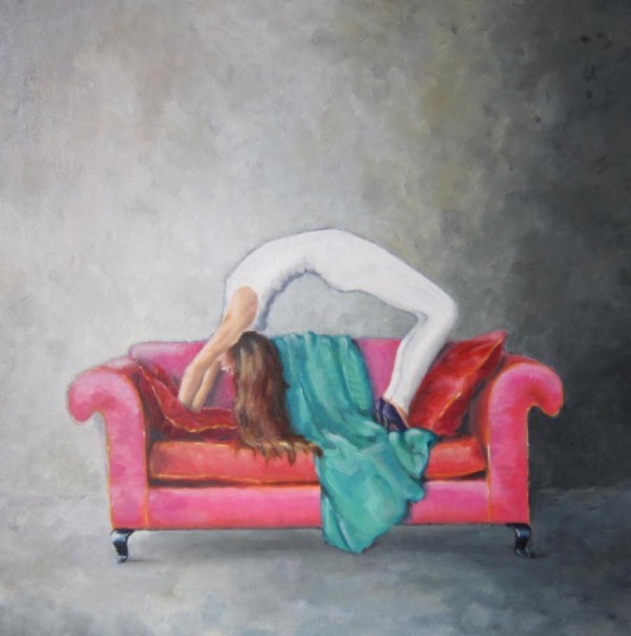 Kunst: Dit was het voor vandaag van kunstenaar Miranda Karskens