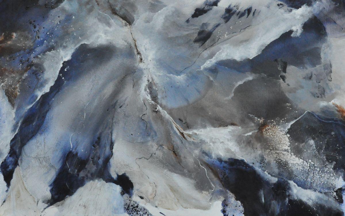 Kunst: Dolend geluk van kunstenaar Maria Verstappen