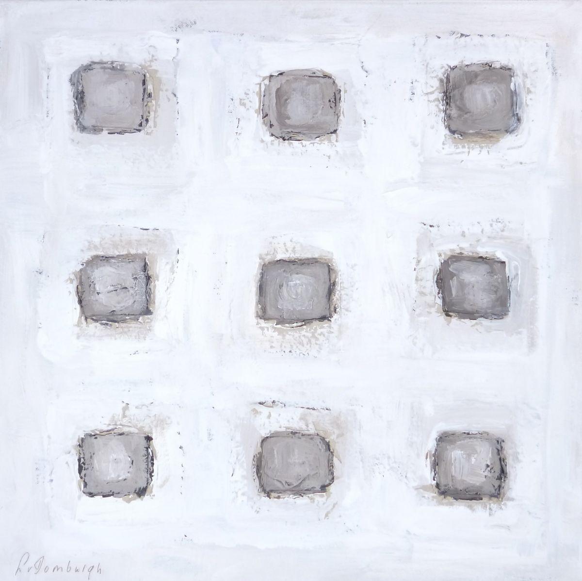 Kunst: domburgh 2 van kunstenaar Lydia van Domburgh