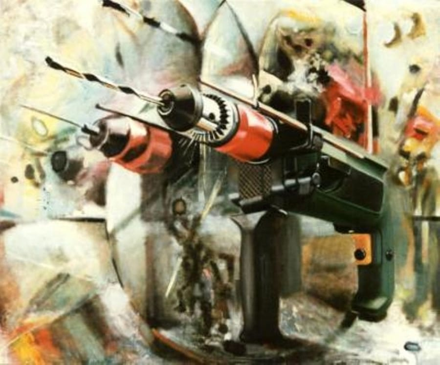 Kunst: don quichotte van kunstenaar Leo Wijnhoven