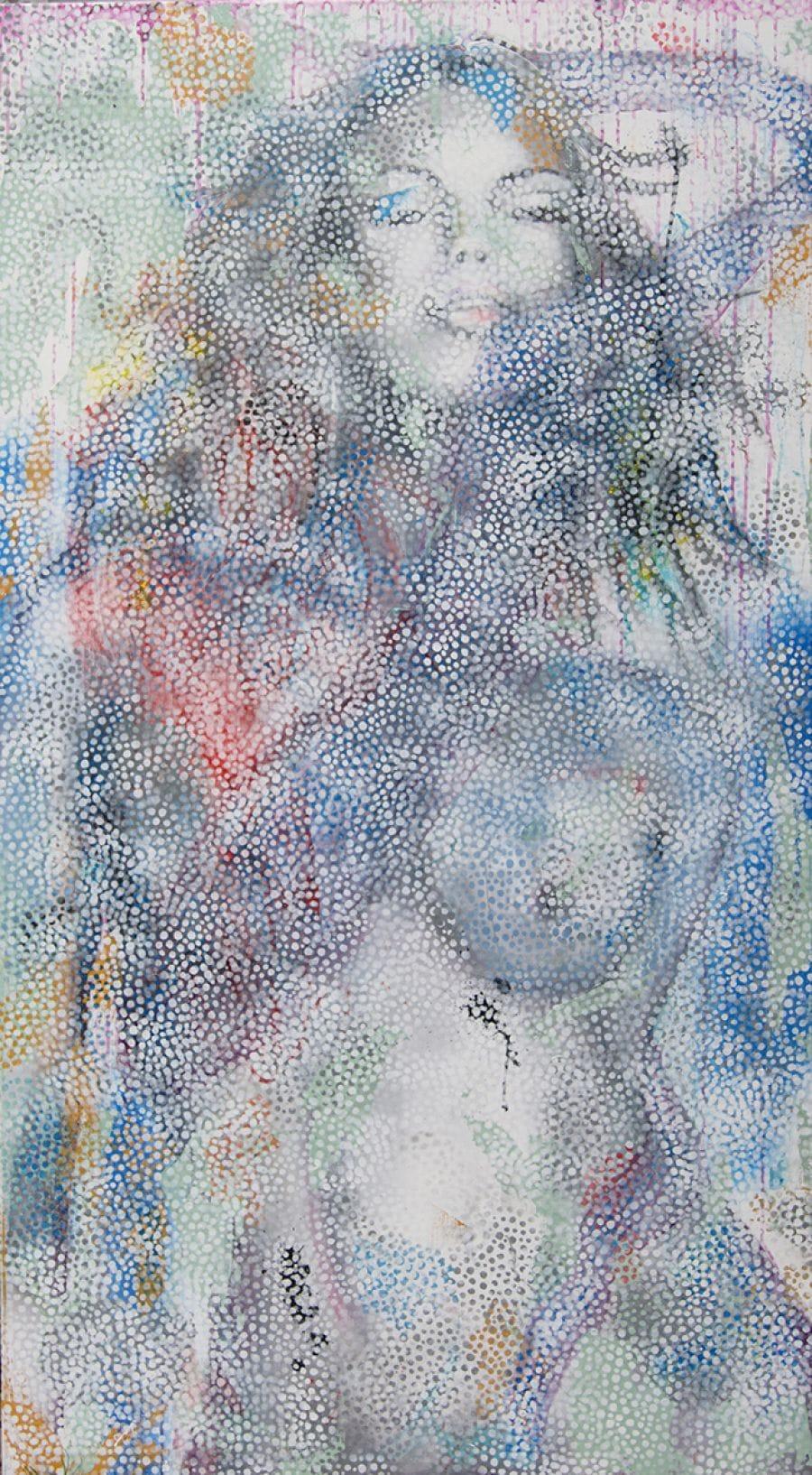 Kunst: Dots I van kunstenaar Tamara Sille