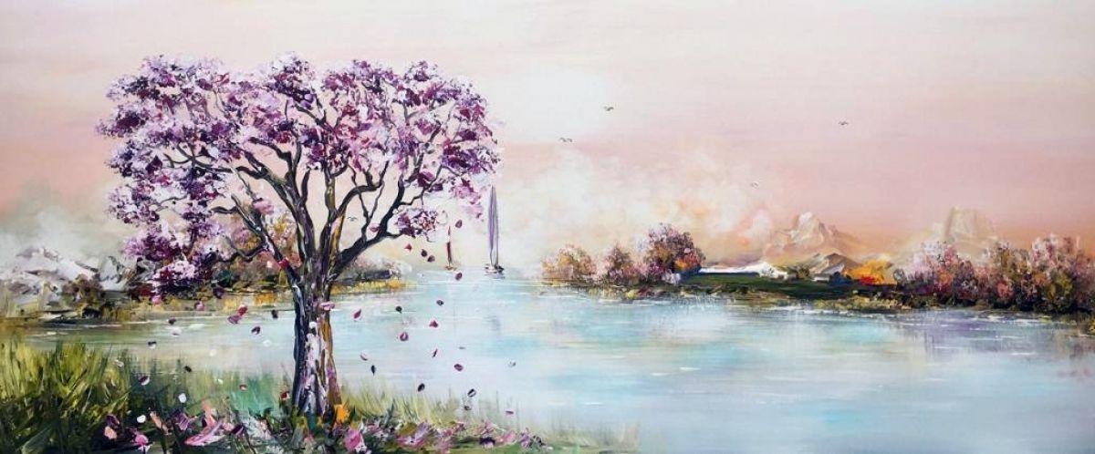 Kunst: Dream Nature van kunstenaar Gena n Gena