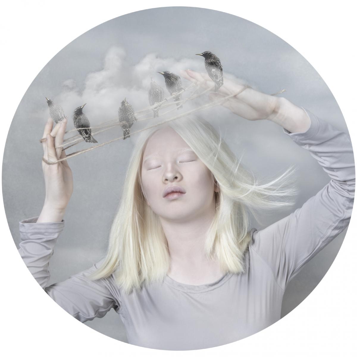 Kunst: Dream on 4 van kunstenaar Kaat Stieber