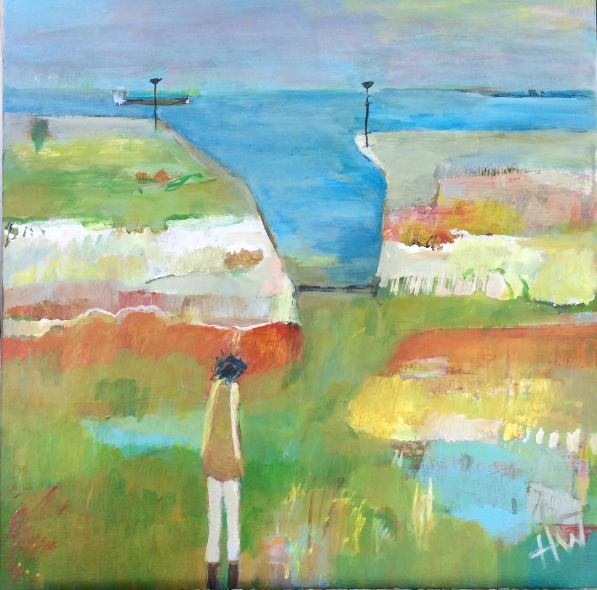 Kunst: dromen van kunstenaar Heleen Wilke