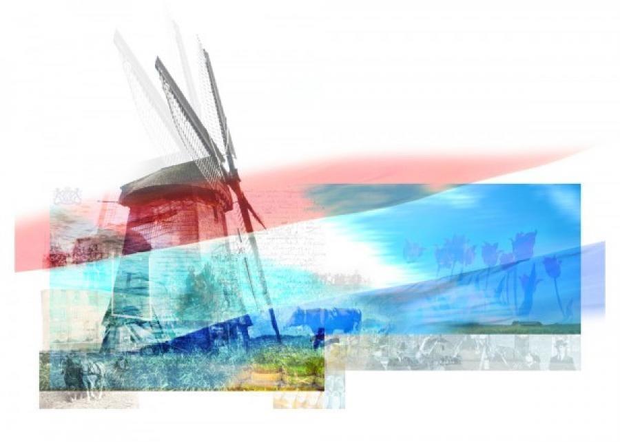 Kunst: Dutch traditions van kunstenaar Kim Heesakkers