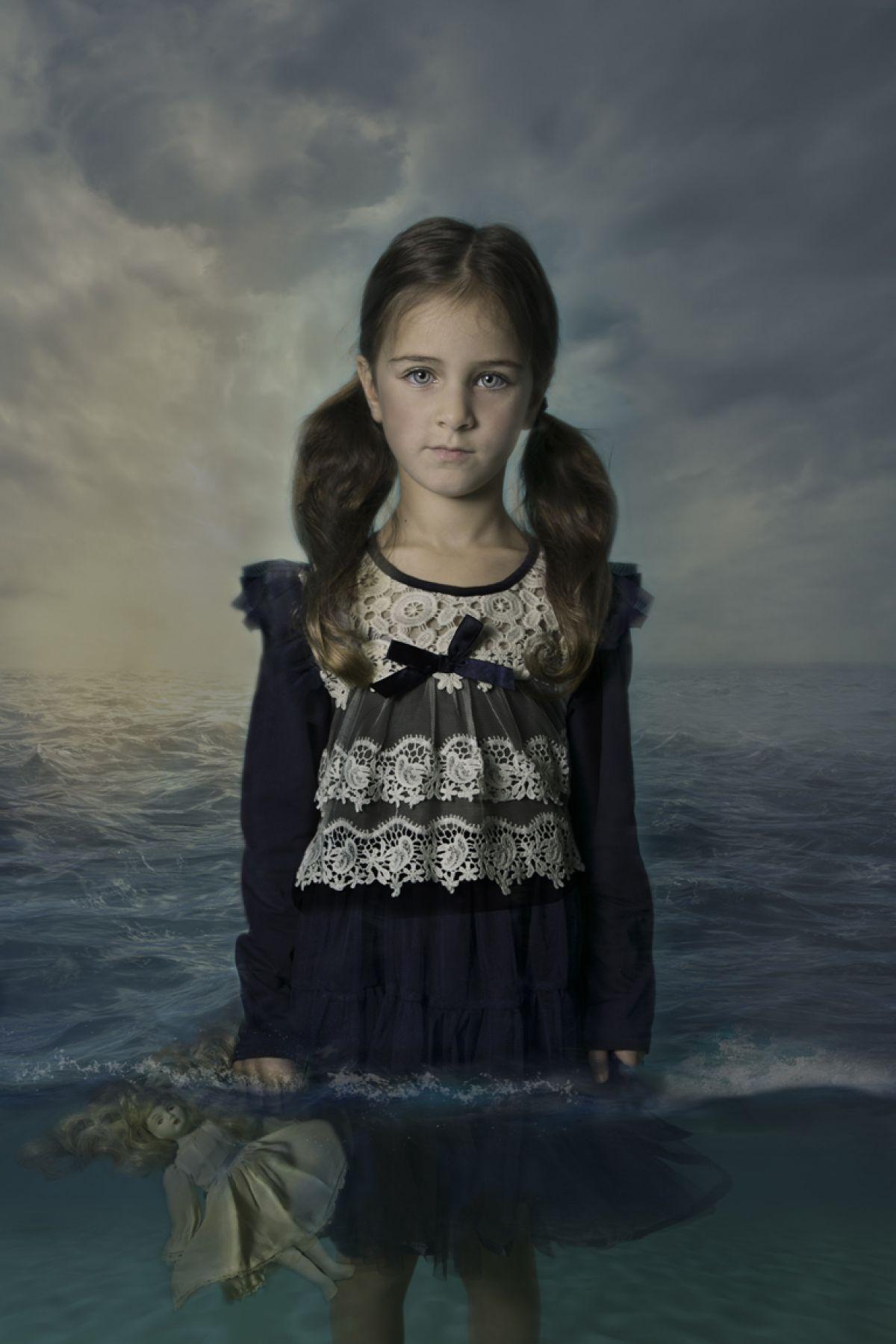 Kunst: Dutch Waters 2/2 van kunstenaar Kaat Stieber