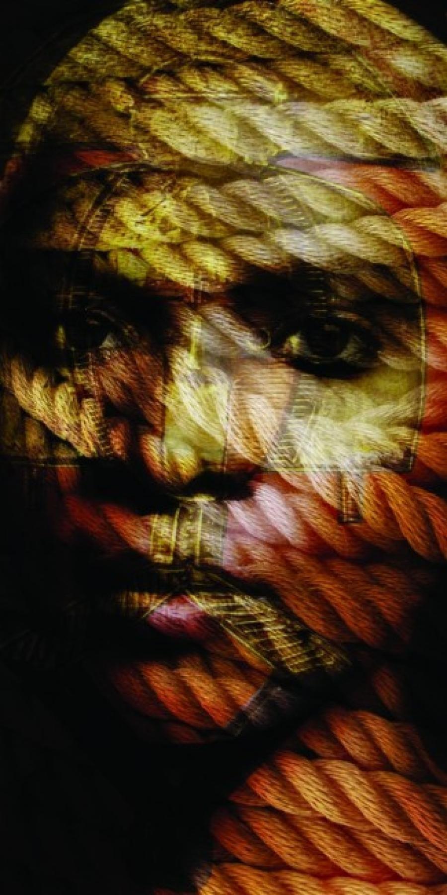 Kunst: Een vrouw 03 van kunstenaar Pimm van Mourik