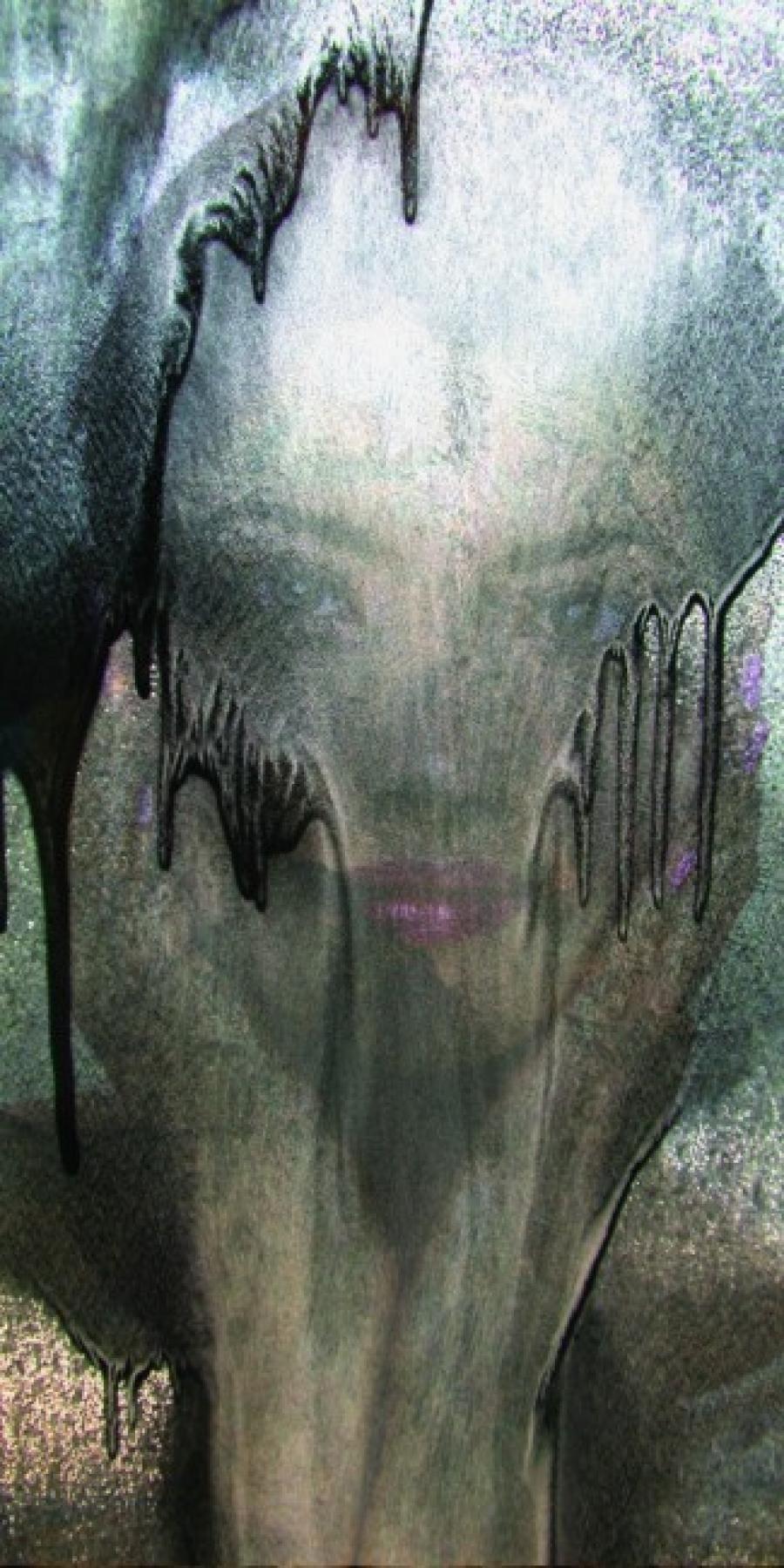 Kunst: Een vrouw 06 van kunstenaar Pimm van Mourik