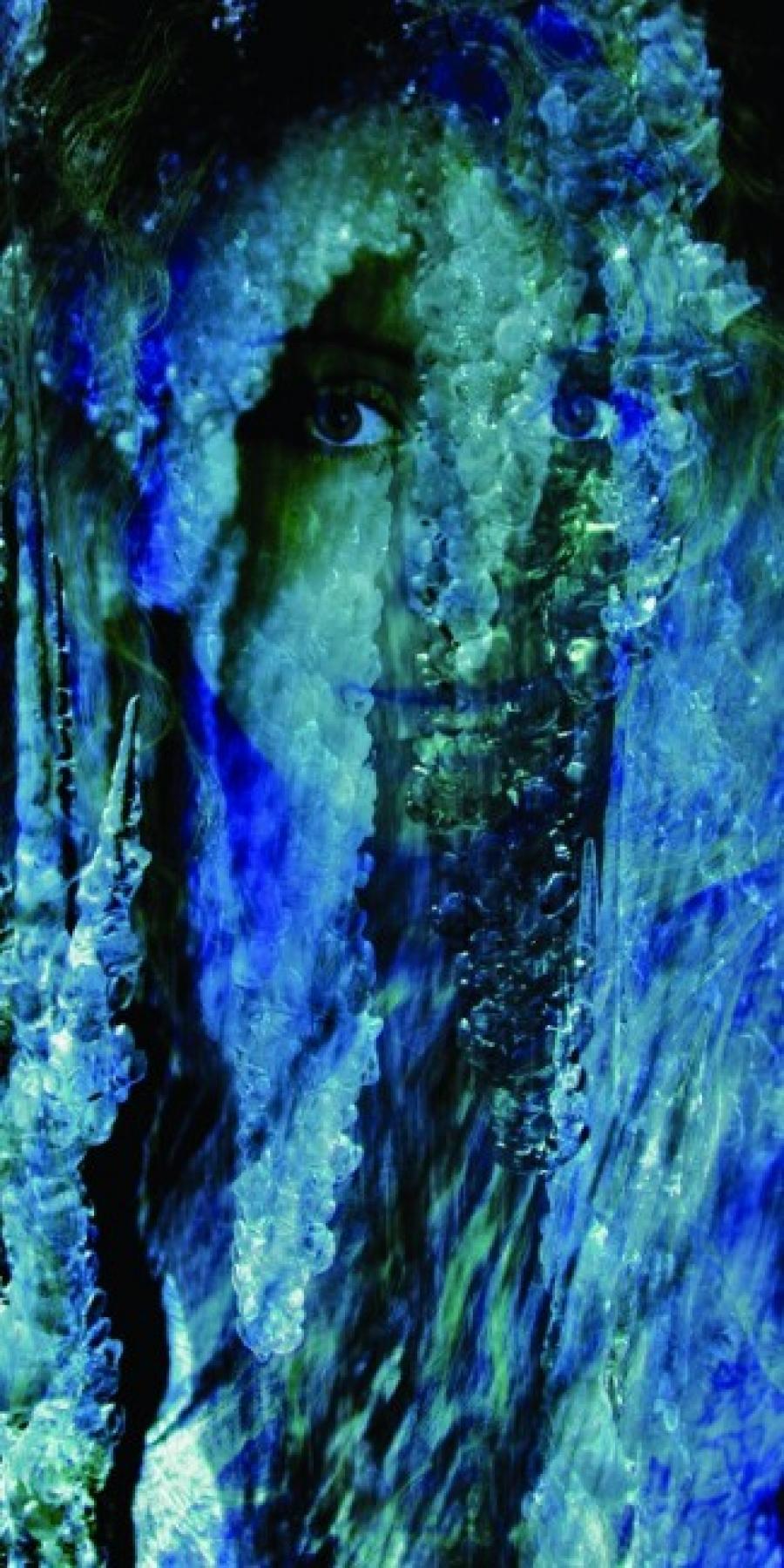 Kunst: Een vrouw 07 van kunstenaar Pimm van Mourik