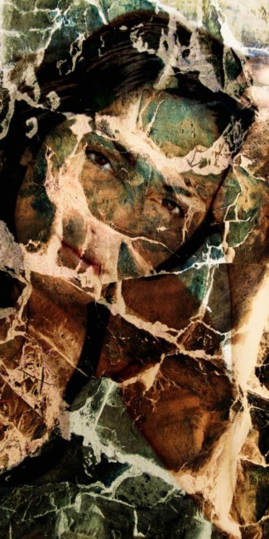 Kunst: Een vrouw 09 van kunstenaar Pimm van Mourik