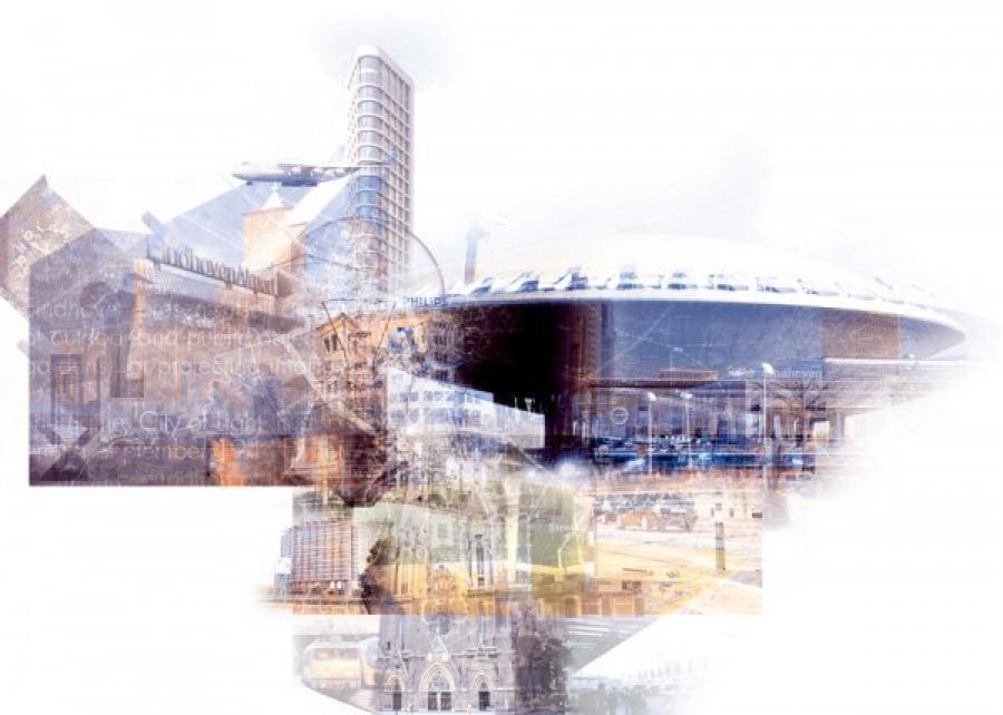 Kunst: Eindhoven van kunstenaar Kim Heesakkers