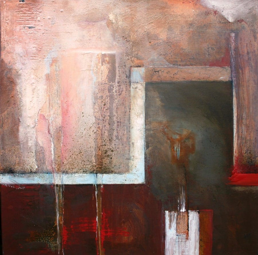 Kunst: Element nr. 2 van kunstenaar Toos van Poppel