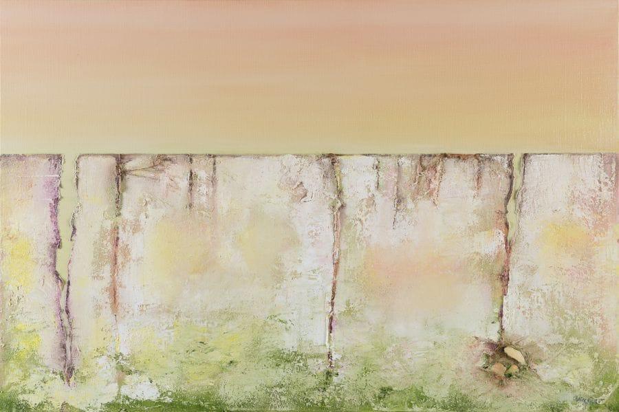 Kunst: Embracing softly van kunstenaar Els Vegter