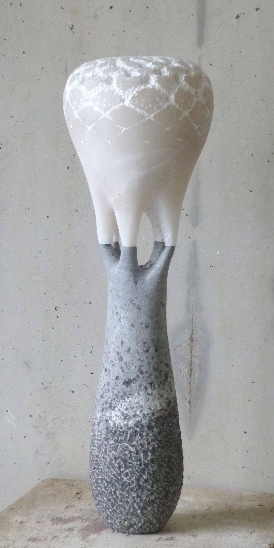 Kunst: Encounter van kunstenaar Leen Kessels