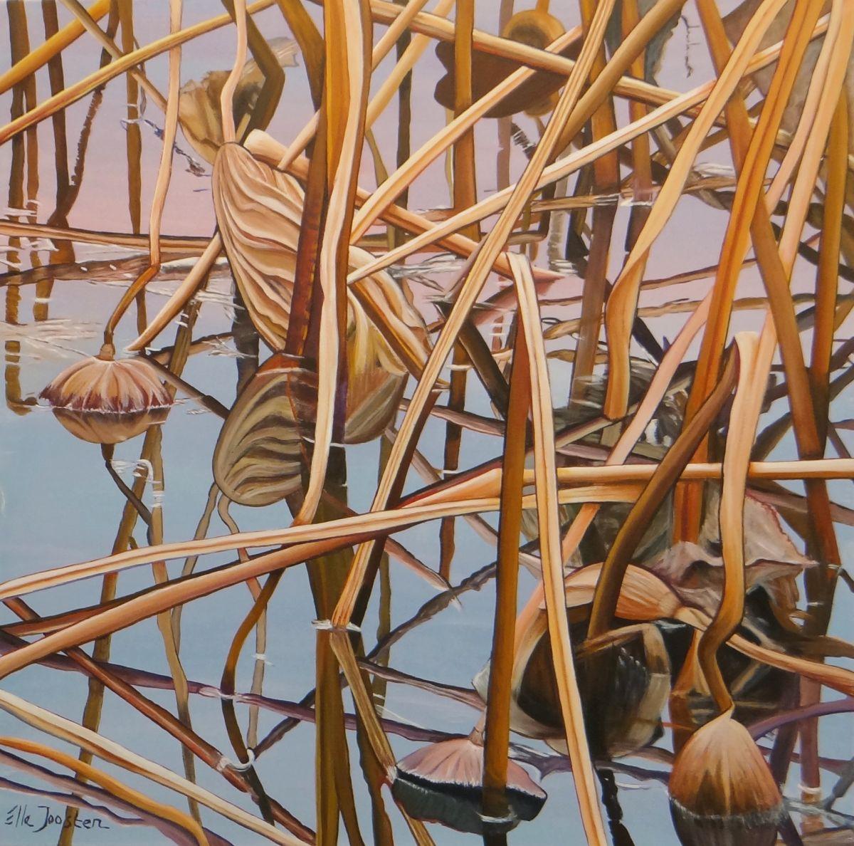 Kunst: Endless Five van kunstenaar Ella Joosten