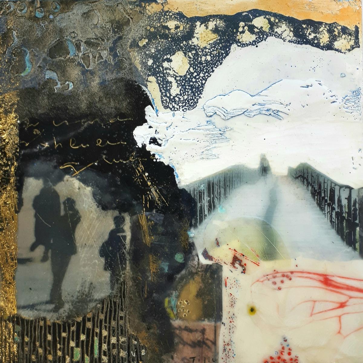 Kunst: Endless horizon van kunstenaar Trijnie Mohlmann