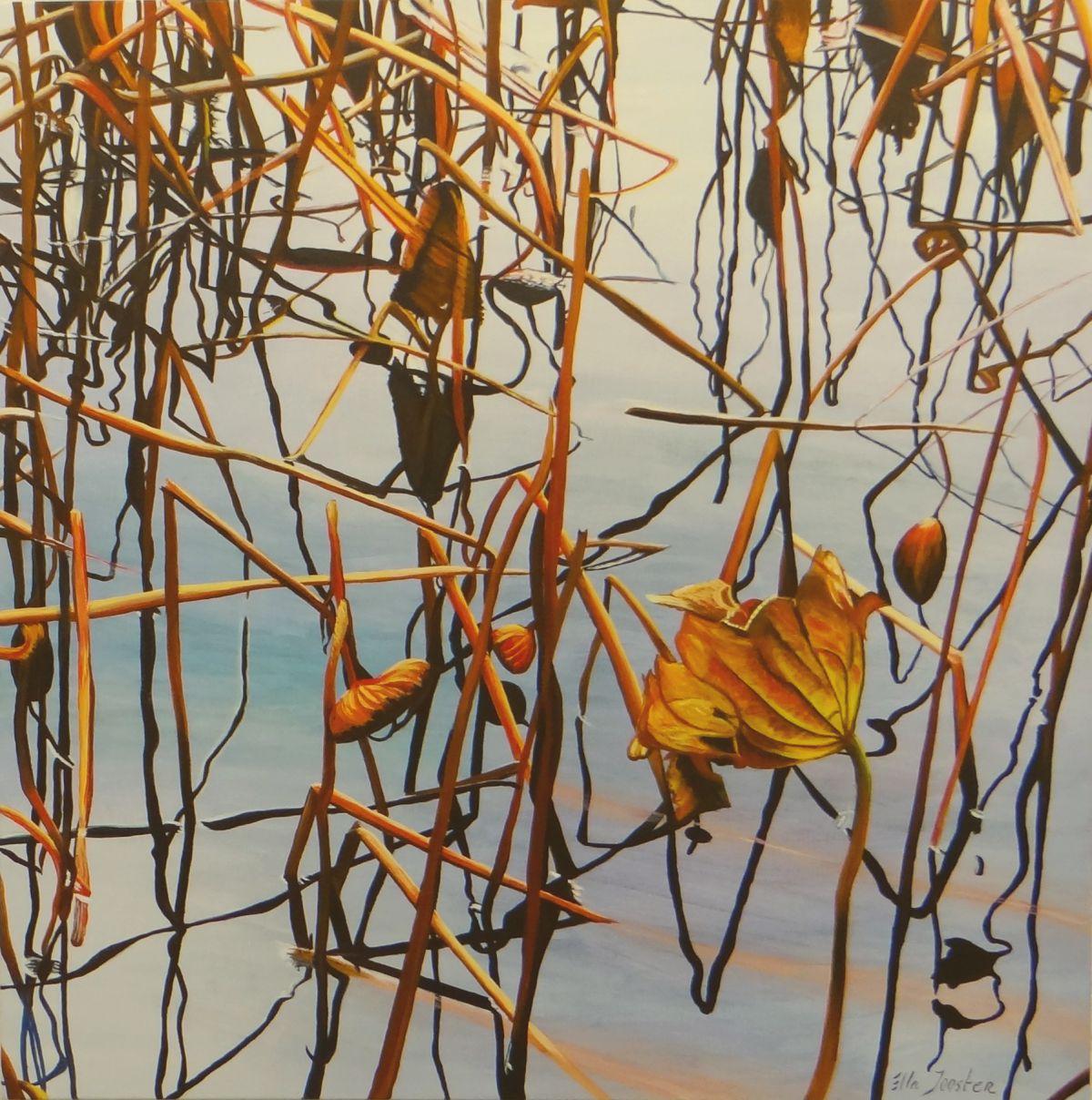 Kunst: Endless Two van kunstenaar Ella Joosten