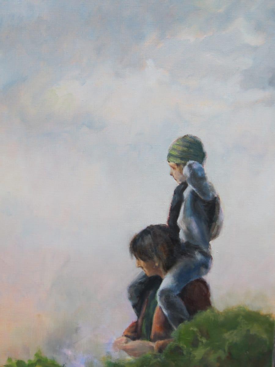 Kunst: Er op uit van kunstenaar Miranda Karskens