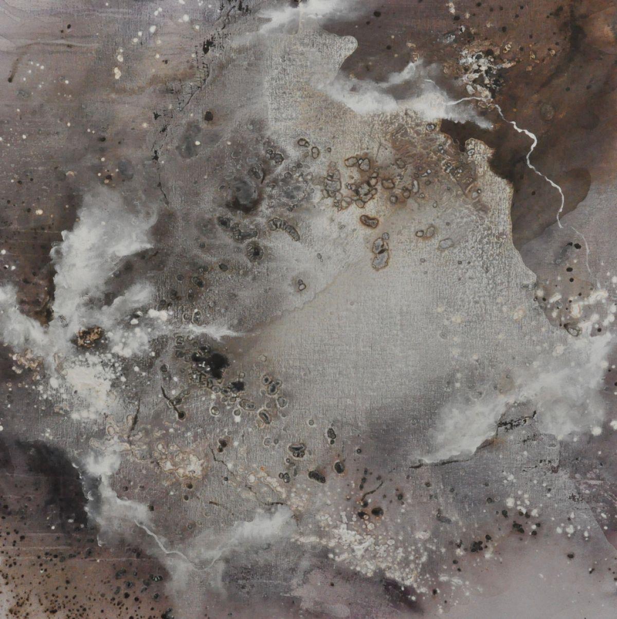 Kunst: Expansieve kracht 1 van kunstenaar Maria Verstappen