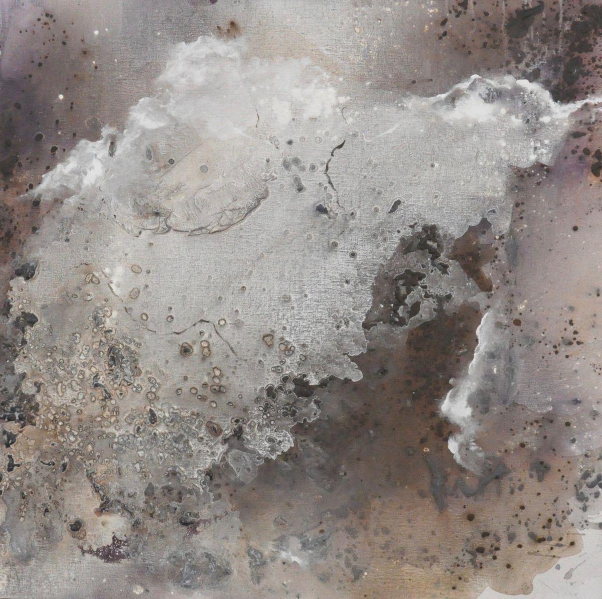 Kunst: Expansieve kracht 2 van kunstenaar Maria Verstappen