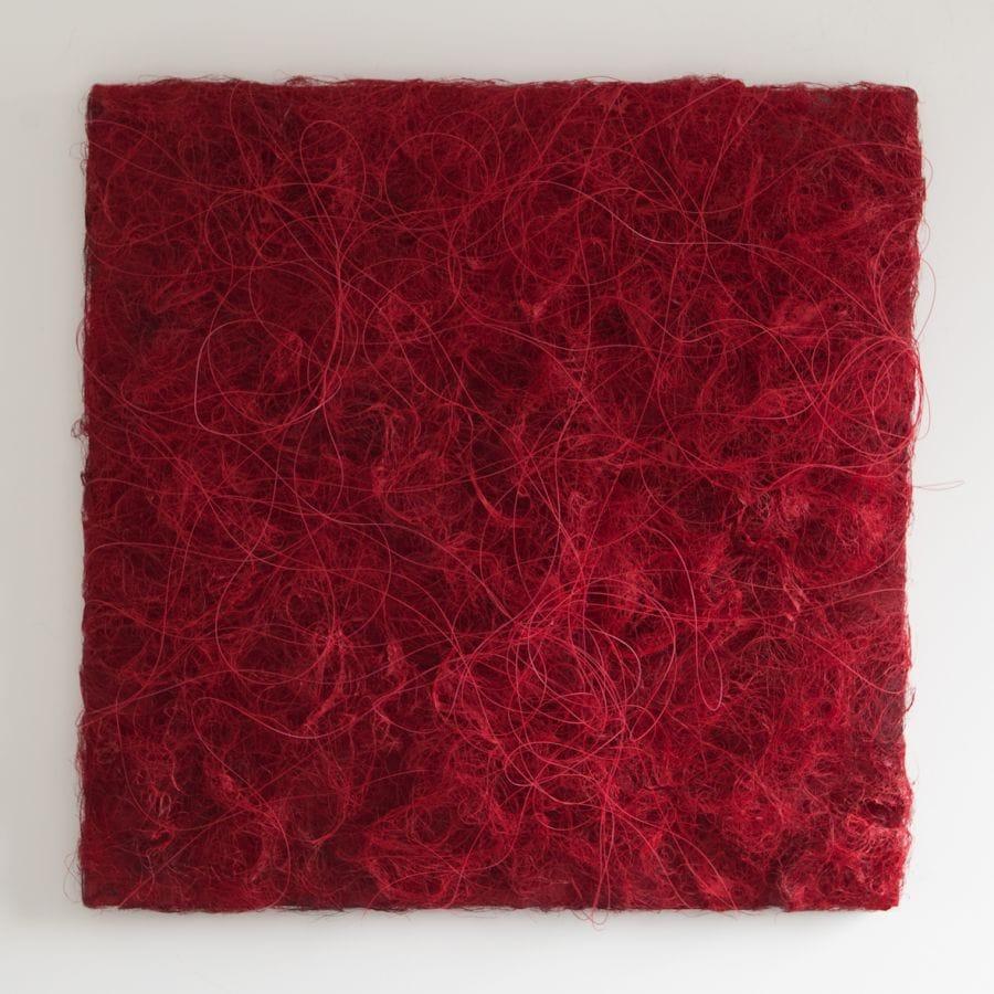 Kunst: Explosion of red van kunstenaar Ketlin van Esschoten