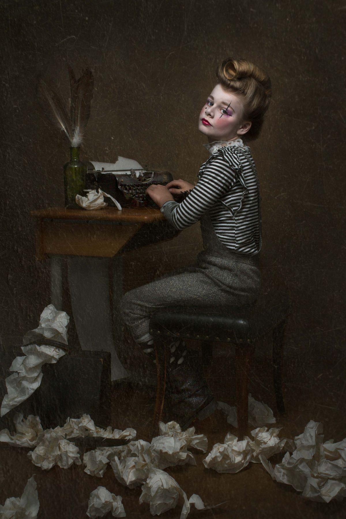 Kunst: Family V van kunstenaar Monique Roodenburg