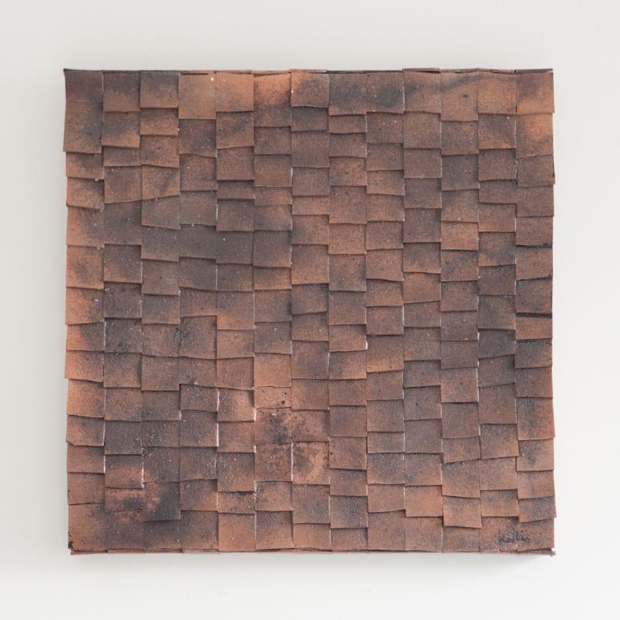 Kunst: fields of copper van kunstenaar Ketlin van Esschoten