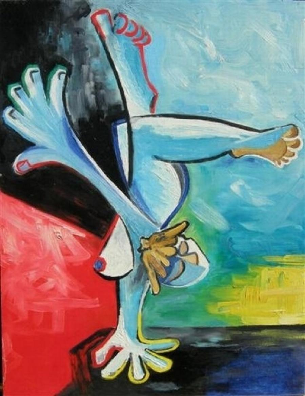 Kunst: figuratief 6 van kunstenaar Koeno Jansen