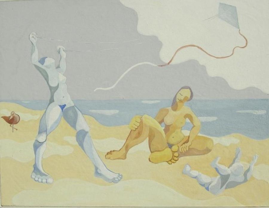 Kunst: figuratief 7 van kunstenaar Koeno Jansen