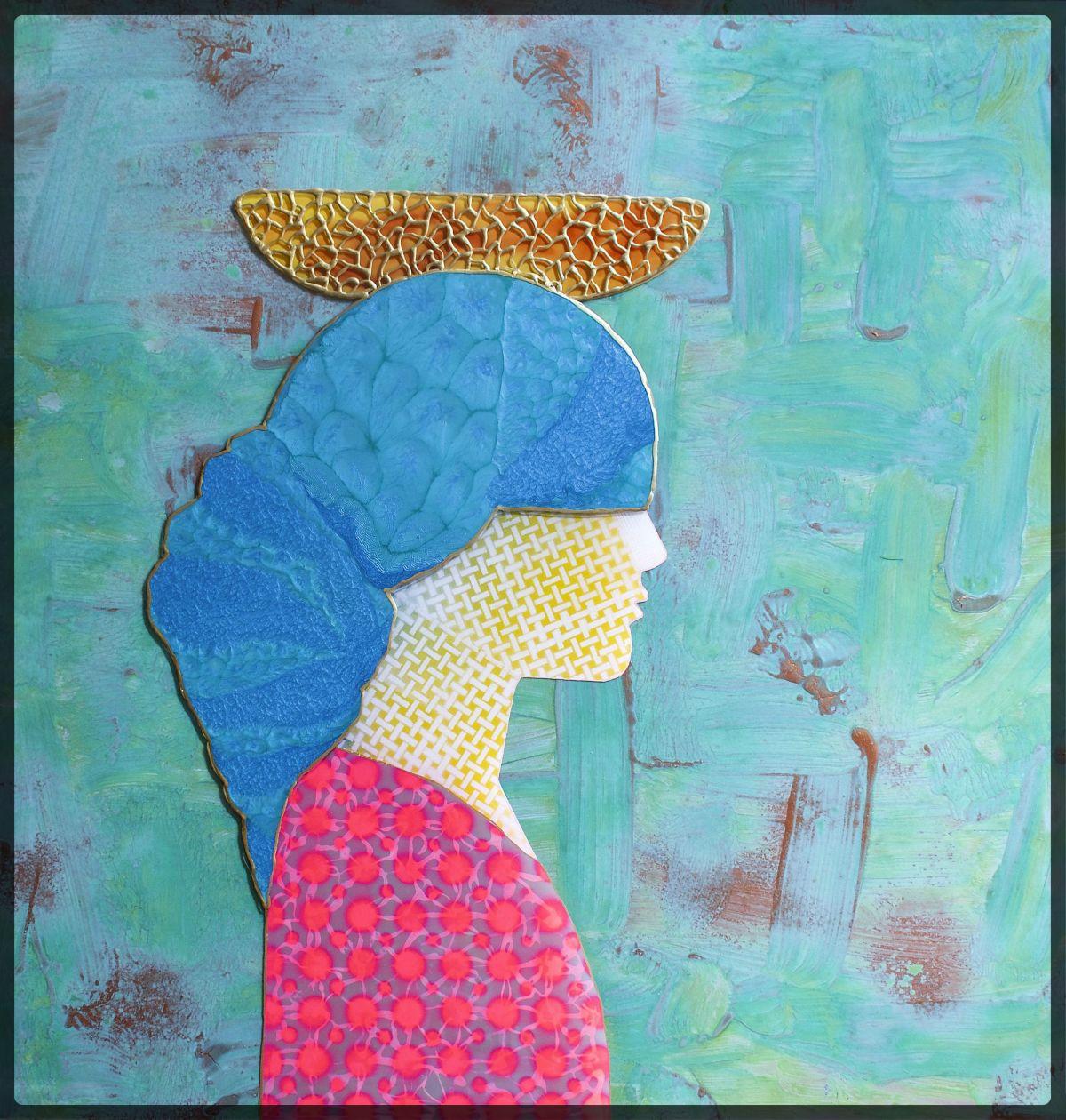 Kunst: Fior di Gioventu van kunstenaar  Beddru
