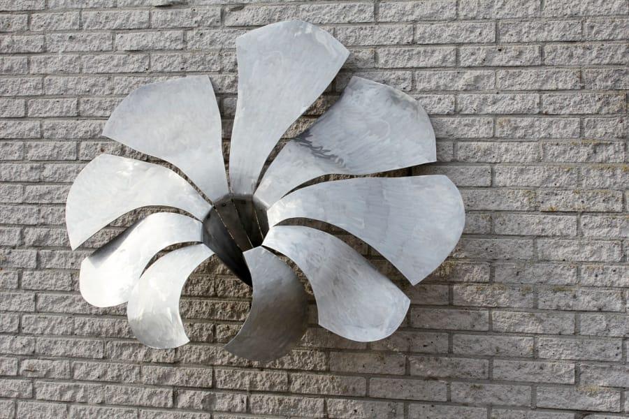 Kunst: Flower van kunstenaar Jeroen Stok