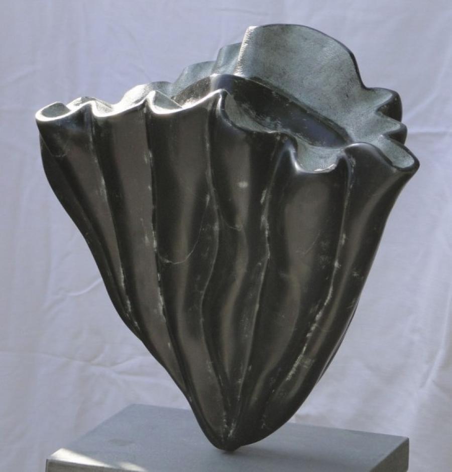 Kunst: Flower van kunstenaar Bert Verboon