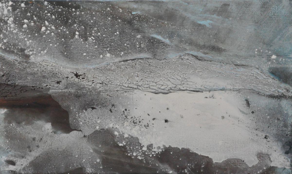 Kunst: Fonkelend verlangen van kunstenaar Maria Verstappen