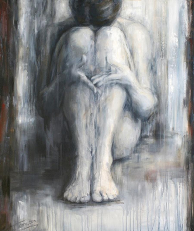 Kunst: Fragile van kunstenaar Evelyn Hamilton