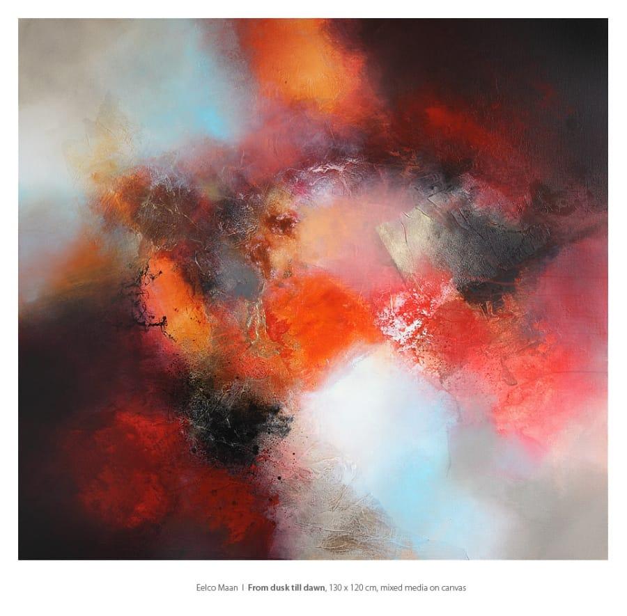 Kunst: From dusk till dawn van kunstenaar Eelco Maan
