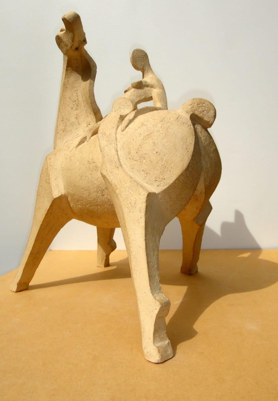 Kunst: FUSION II van kunstenaar Hetty Kok