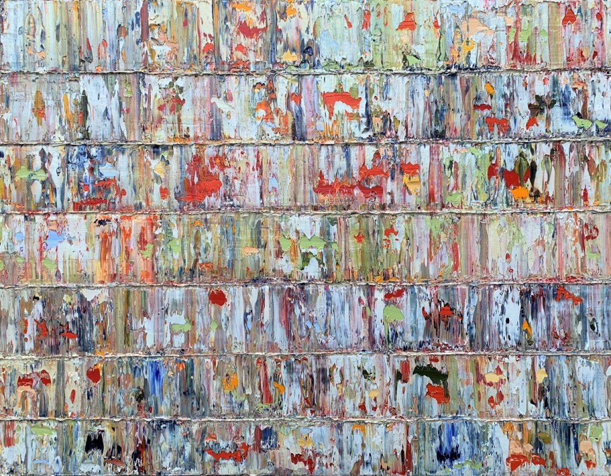 Kunst: Futuna, Pacific van kunstenaar Rinus Hofman
