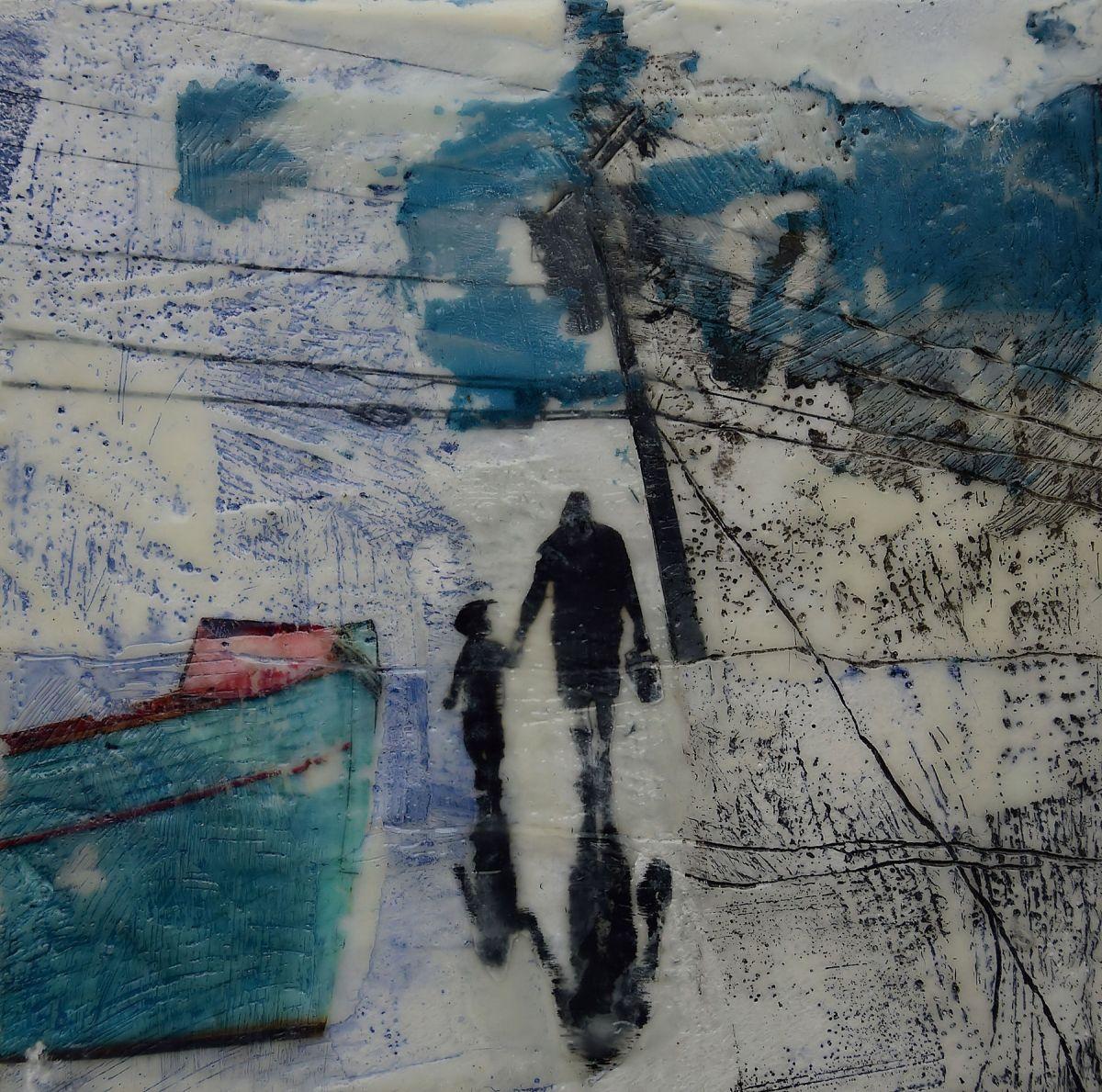 Kunst: geen titel van kunstenaar Trijnie Mohlmann
