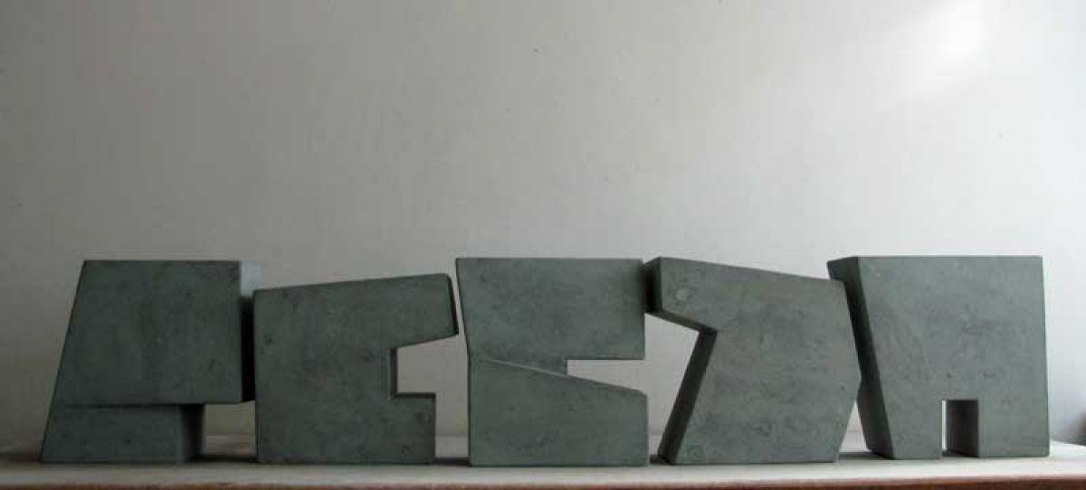 Kunst: Gesprek met een steen van kunstenaar Fieke de Roij