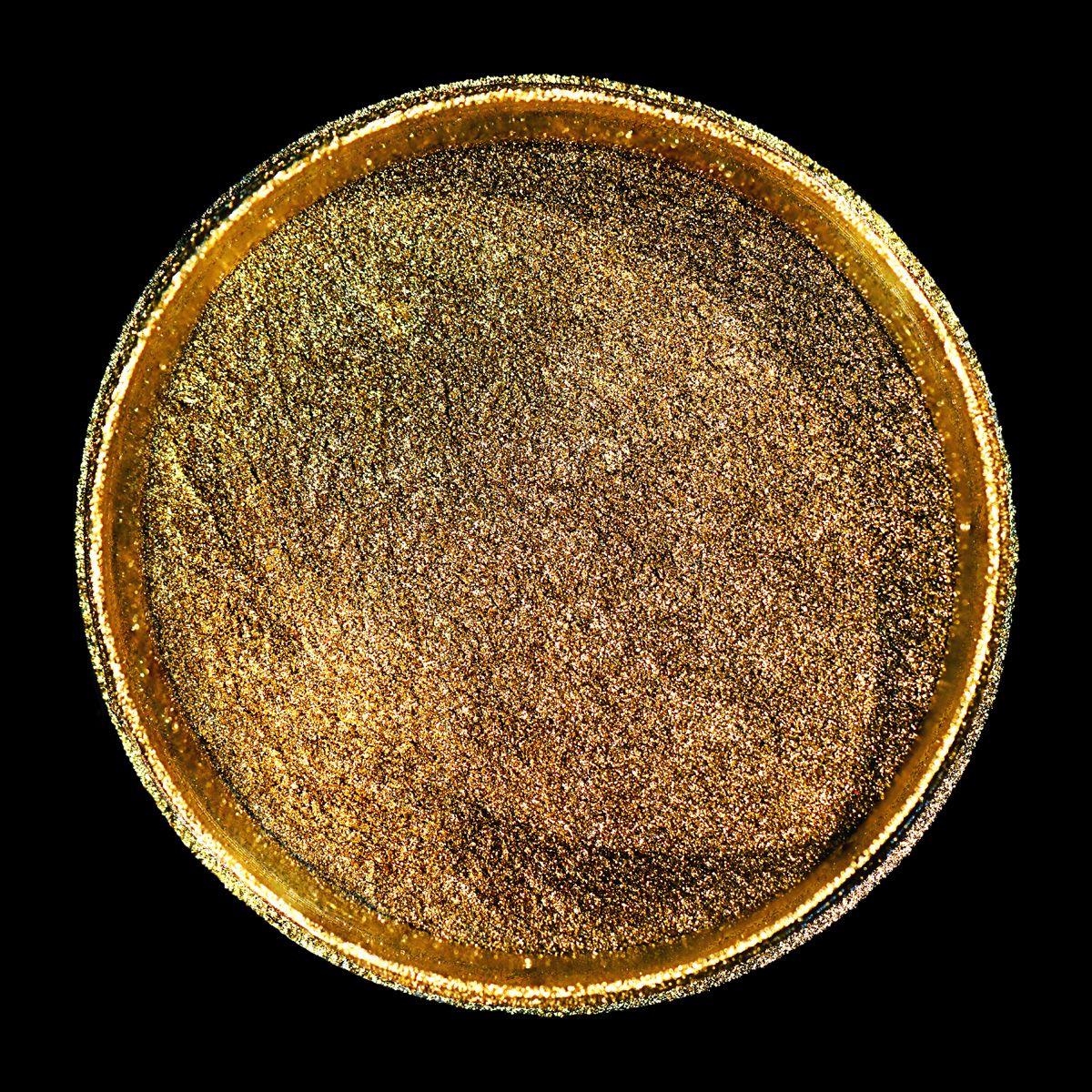 Kunst: GOLD DUST van kunstenaar Anouk van Tetering (Anoukart)