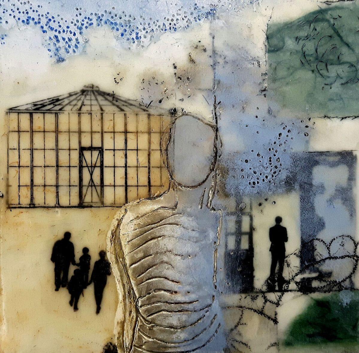 Kunst: Greenhouse van kunstenaar Trijnie Mohlmann