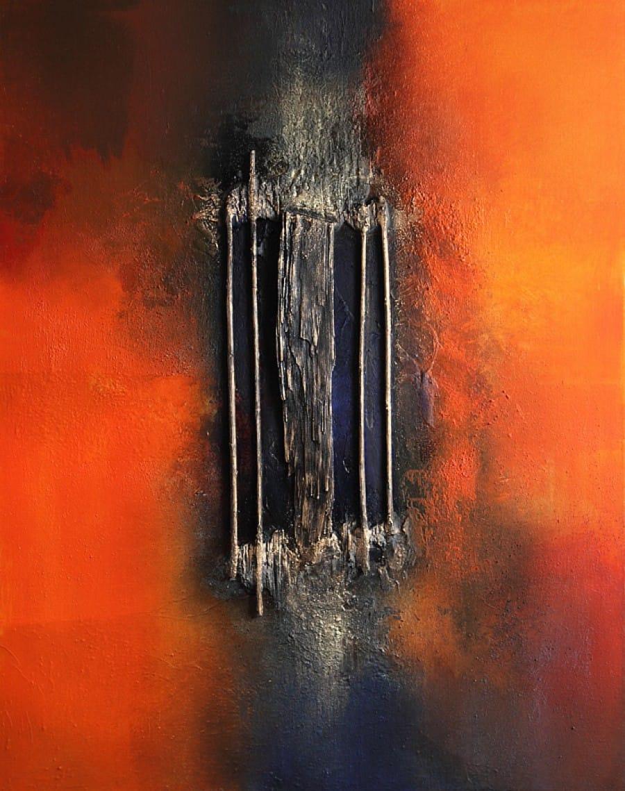 Kunst: Guardian II van kunstenaar Eelco Maan
