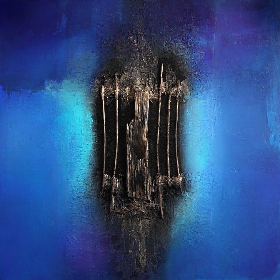 Kunst: Guardian IV van kunstenaar Eelco Maan