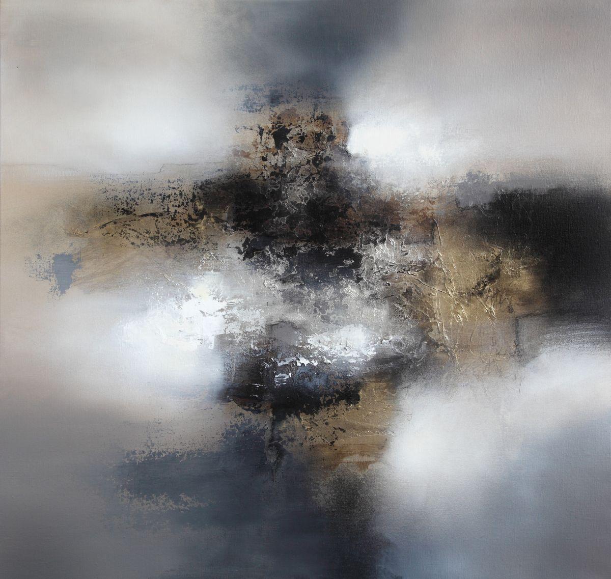 Kunst: Halfway up the mountain van kunstenaar Eelco Maan