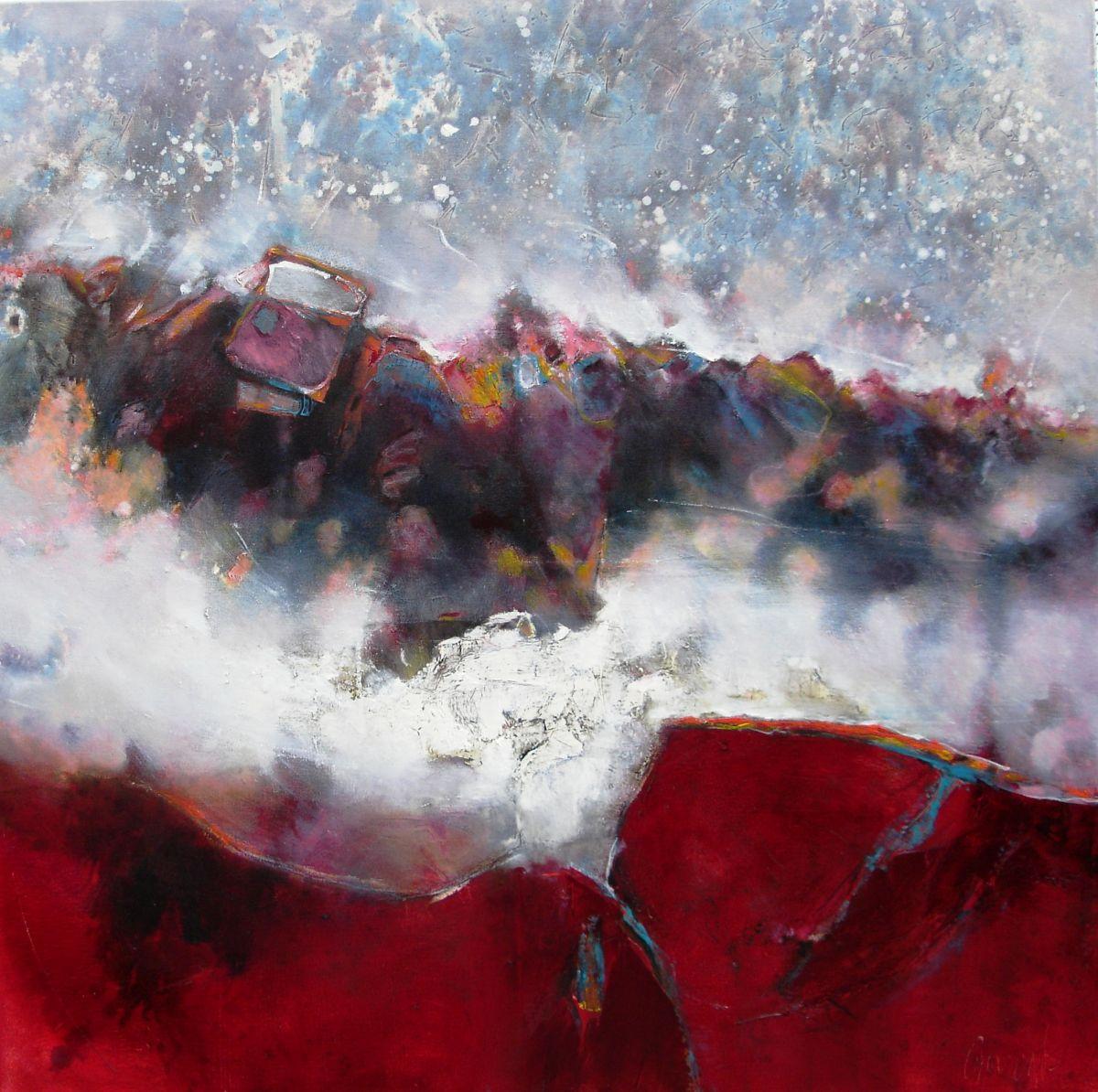Kunst: hambre del alma van kunstenaar Sietse Goverts