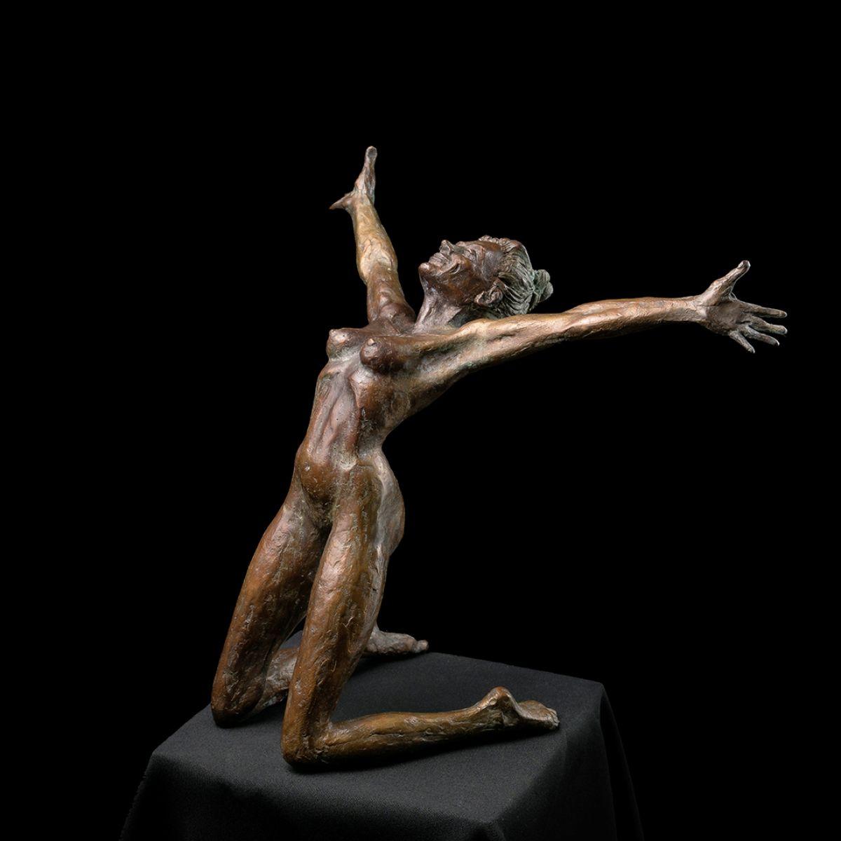 Kunst: happy van kunstenaar Lilian Steenhuisen