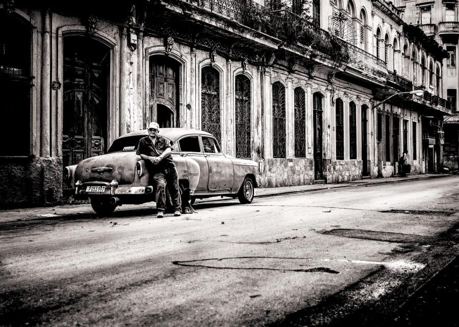 Kunst: Havana boys van kunstenaar Gertjan van Geerenstein